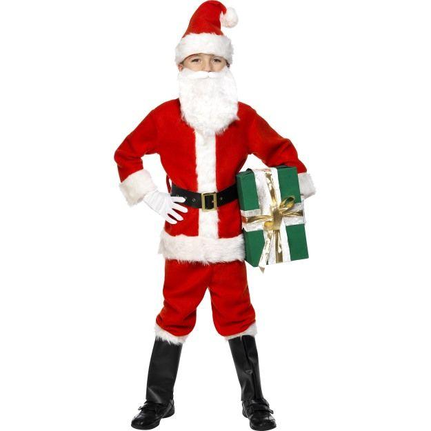 Dětský kostým - Santa - M (86-C) Smiffys