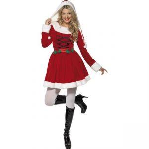 Kostým - Miss Santa