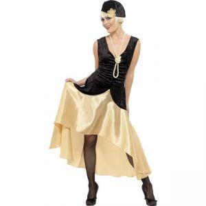 Kostým - Gatsby - 20 léta - L