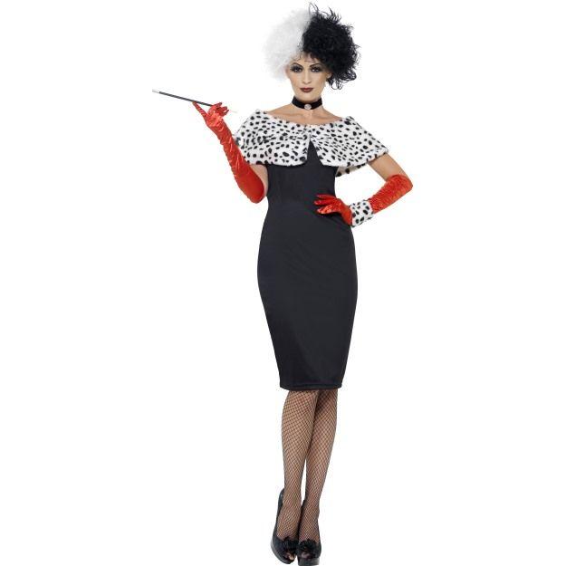Kostým - Madam Evil Smiffys.com