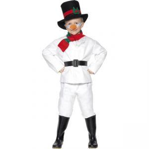 Dětský kostým - Sněhulák - M (86-D)