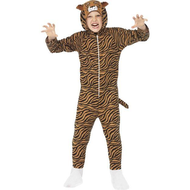 Dětský kostým - Tygr - M Smiffys.com