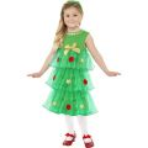 Dětský kostým - Vánoční stromeček - M (85-C)