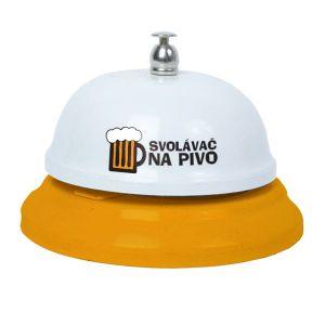 Zvoneček na pivo - svolávač (70-D)