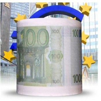Toaletní papír 100 EUR (74-B) Divja.cz