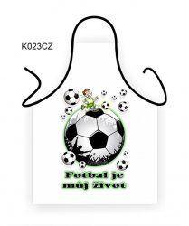 Zástěra - Fotbal je můj život (17-E)