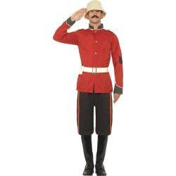 Kostým - Voják - M (100) Smiffys