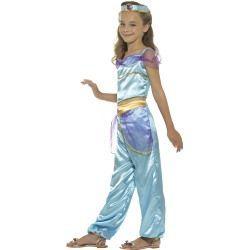 Dětský kostým - Arabská princezna - S (85-B) Smiffys