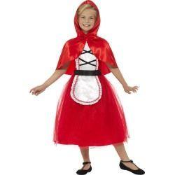 Dětský kostým - Karkulka - L