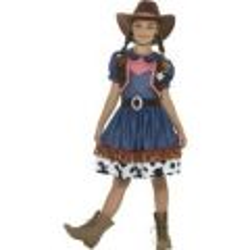 Dětský kostým - Kovbojka - L (85-F)