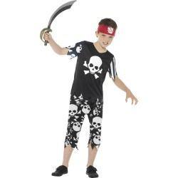 Dětský kostým - Pirát - M
