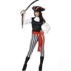 Kostým - Pirátská lady - S (87-C)