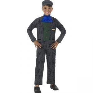 Dětský kostým Horrible Histories Miner - M