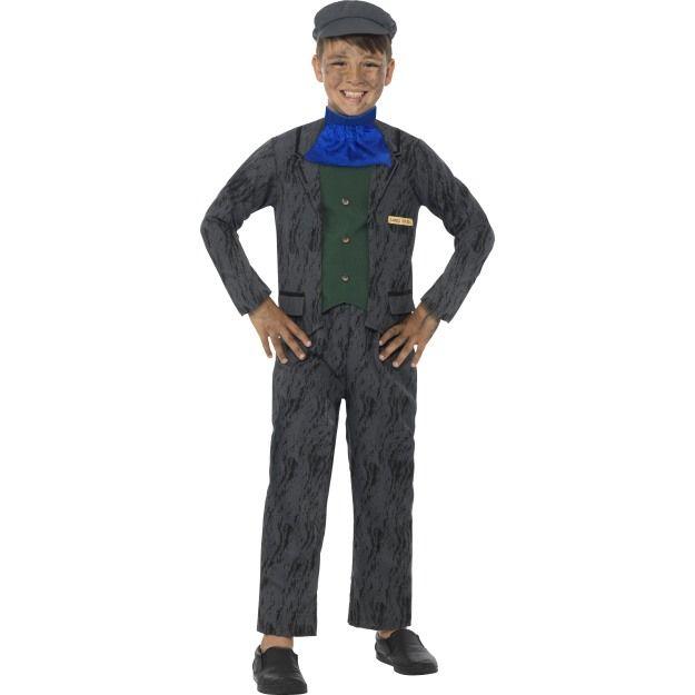 Dětský kostým Horrible Histories Miner - S Smiffys