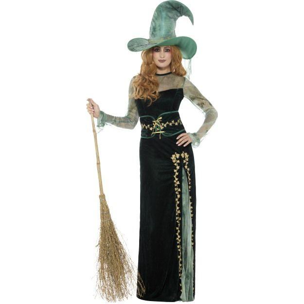 Kostým - Čarodějnice - S (87-D) Smiffys.com