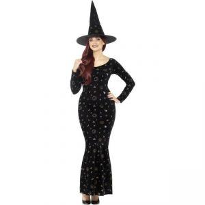 Kostým - Čarodějnice - M (88-E)