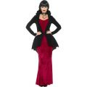 Kostým - Vampírka - M