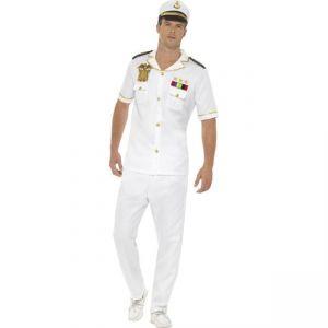 Kostým - Kapitán - XL