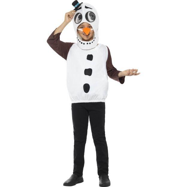 Dětský kostým - Sněhulák - S (86-B) Smiffys.com