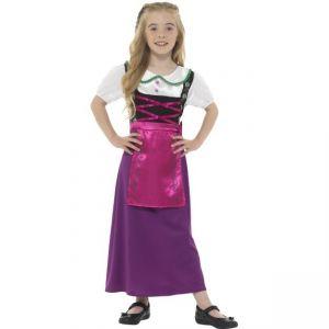 Dětský kostým - Bavorská princezna - L