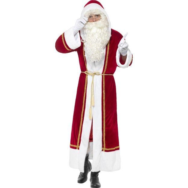 Kostým - Santa - Mrazík ML (124kr08) Smiffys