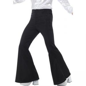 Kalhoty - Hipís - černé - M (99)