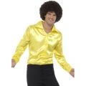 Košile - Hipís - žlutá - L