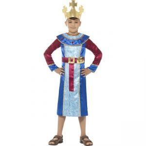 Dětský kostým - Král Melichar - S