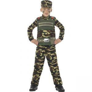 Dětský kostým - Voják L (86-E)