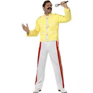 Kostým - Queen Freddie Mercury - M (101)