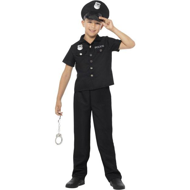 Dětský kostým - Policajt - S (86-B) Smiffys