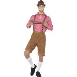 Kostým Bavorský pán - M Smiffys.com