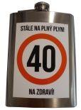 Placatka - 40 stále na plný plyn Divja