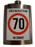 Placatka - 70 stále na plný plyn (70-H)