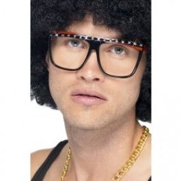Brýle - obroučky bez skel 80léta (48A) Smiffys.com