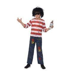 Dětský kostým - Ratburger - T