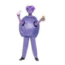 Dětský kostým - Violet Beauregarde - M