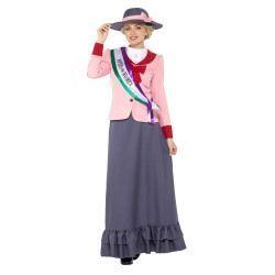 Kostým - Viktoriánská žena - M