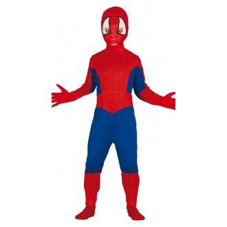 Dětský kostým - Spiderman - T2 (3-4roky) (86) Dreck