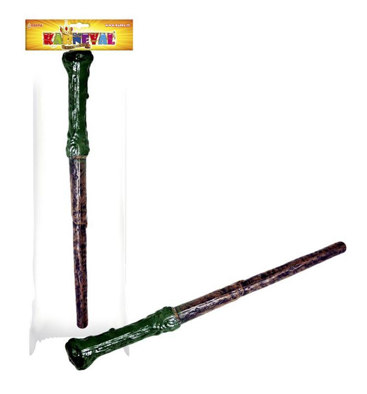 Hůlka čarodějnická plast (92) Rappa