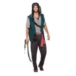 Kostým - Pirát - L