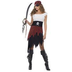 Kostým -  Pirátka - X1 (98)