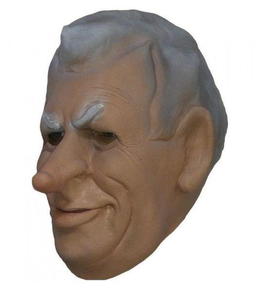 Maska Miloš Zeman (M087) (112-I) Greyland