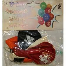 Sada balónků Love You (5ks) (12)