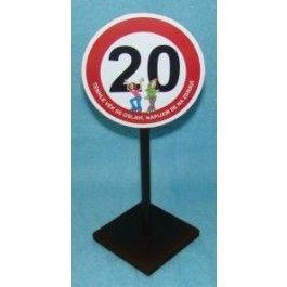 Značka 20 uni  (70-I)