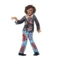 Dětský kostým - Zombie dívka - S