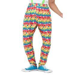 Kalhoty - Klaun, pánské - XL Smiffys.com