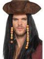 Klobouk - Pirát - hnědý