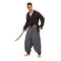 Kostým - Pirátské kalhoty - L
