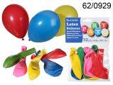 Balónek nafukovací - 10ks - (12)